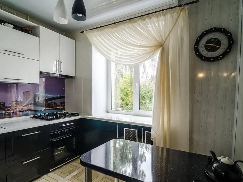 Новинки штор в кухню - обзор особенностей дизайна 90 фото лучших штор 2018 года