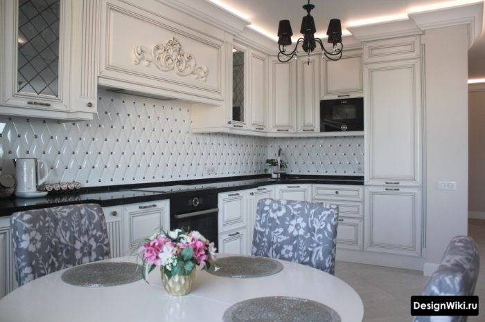Белая кухня: плюсы и минусы, дизайн интерьера