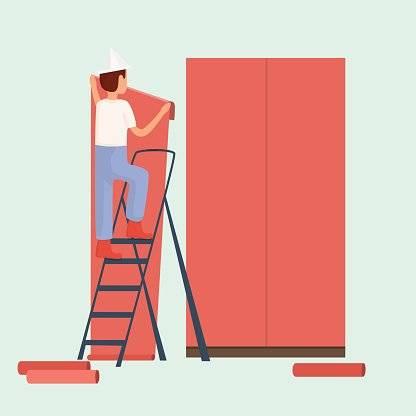 Как клеить обои правильно: нюансы подготовки основы и подробное описание процесса работ