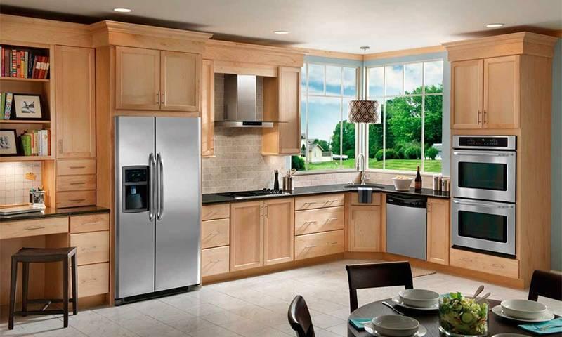 Встраиваемые холодильники: разновидности, преимущества и недостатки, обзор лучших моделей