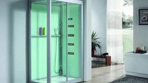 Летний душ: варианты исполнения и материалы