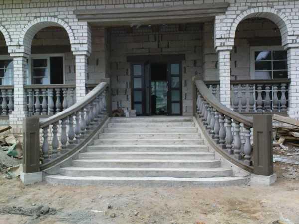 Монолитная лестница своими руками - железобетонная лестница (+фото)