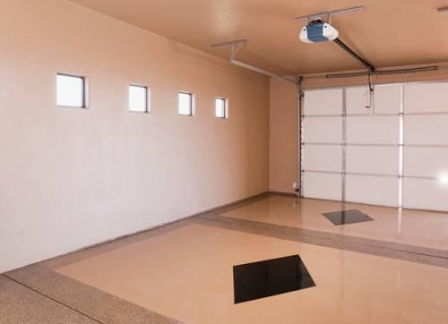 Отделка гаража: варианты обшивки изнутри и снаружи, материалы, технология их монтажа, фото