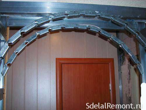 Межкомнатные арки из дерева: арка своими руками, пошаговая инструкция с фото и видео » verydveri.ru