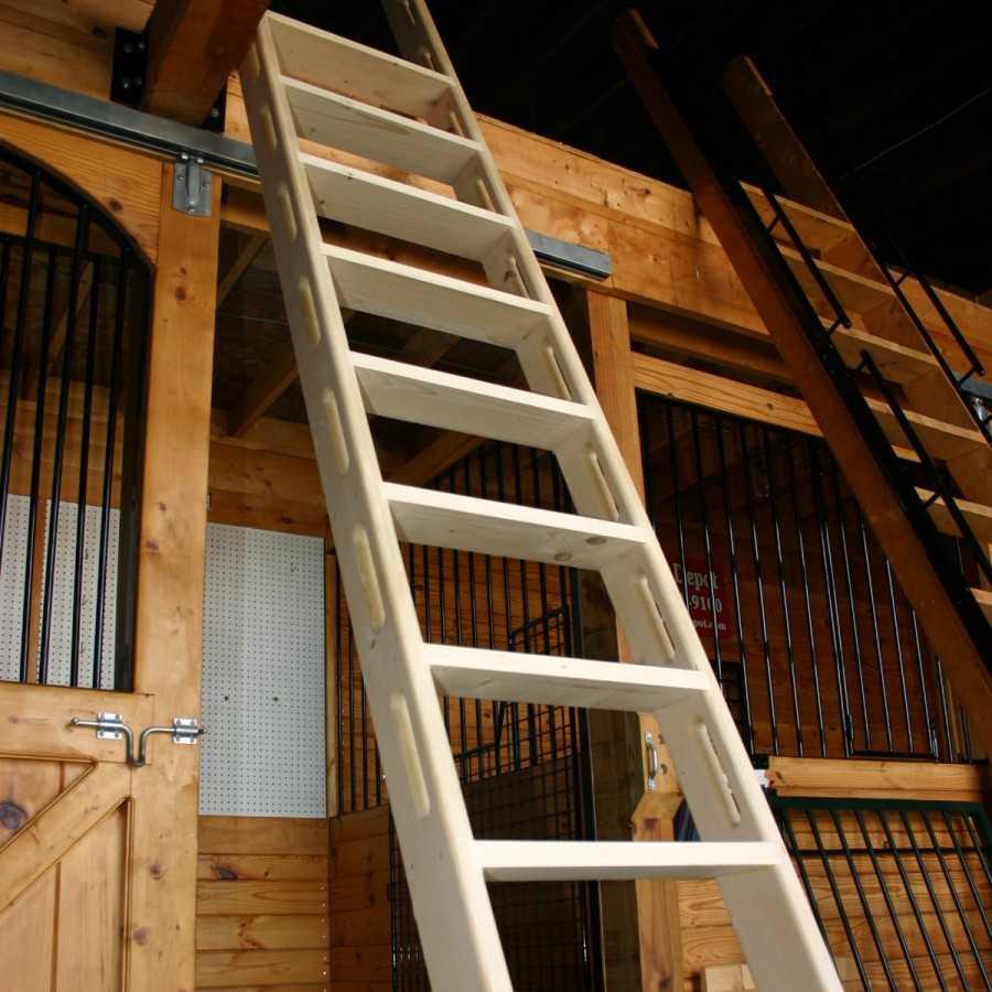 Складные лестницы на чердак: 8 популярных видов с люком, особенности конструкции и цены в регионах