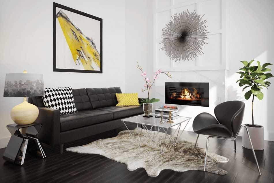 Мебель в стиле арт-деко в интерьере гостиной, спальни, ванной и других комнат