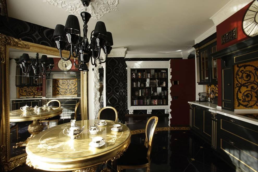 Спальня в стиле барокко: лучшие идеи для оформления