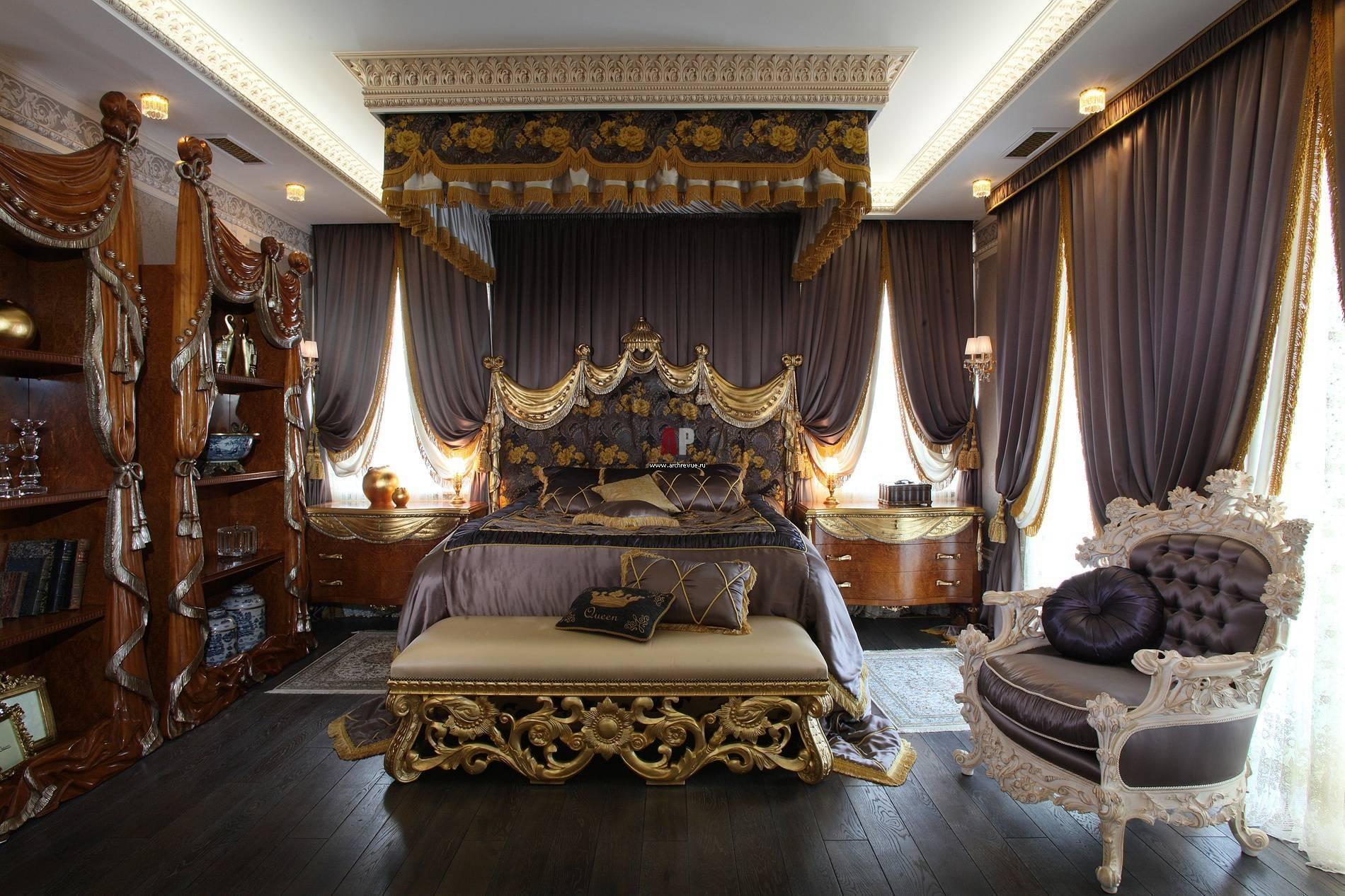Великолепие классического стиля в ванной - 84 фото примера