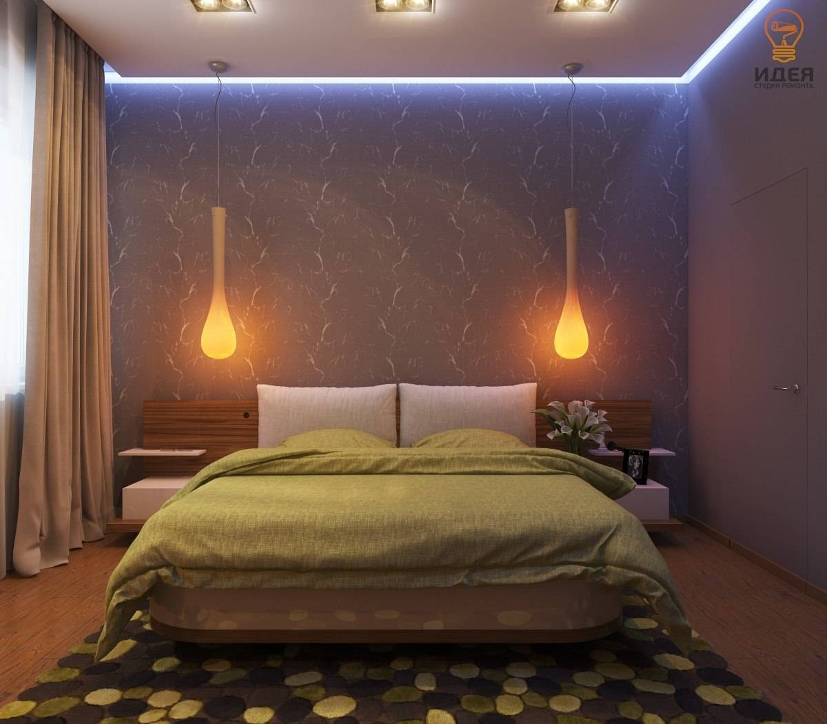 Выбор ночника в спальню — дизайн, виды, определения месторасположения, фото подборка