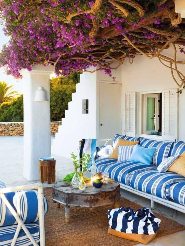 Средиземноморский стиль (92 фото): интерьер ванной комнаты, кухни и спальни, декор окон дома, лестницы и террасы, выбор мебели для ремонта в средиземноморском стиле