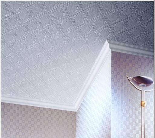Как состыковать потолочный плинтус в углах? как вырезать угол на потолочном плинтусе