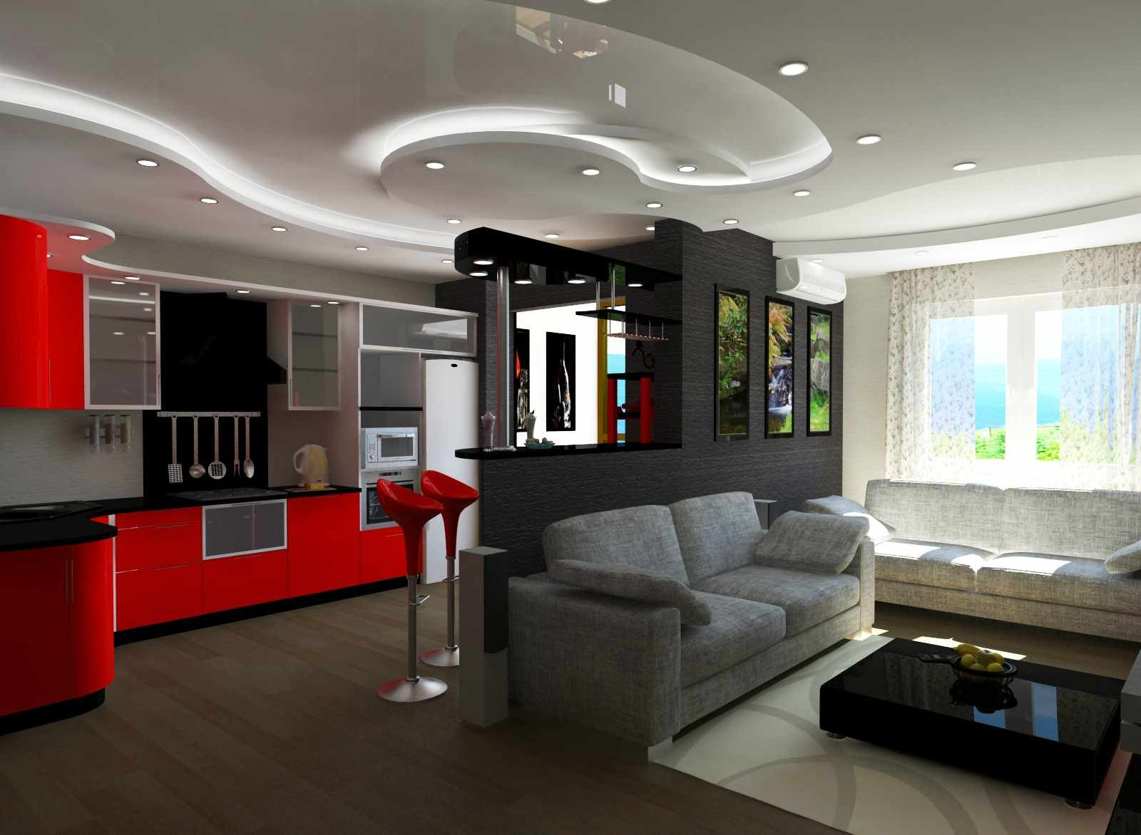 Дизайн домашнего кинотеатра. Особенности обустройства комнаты для просмотра фильмов