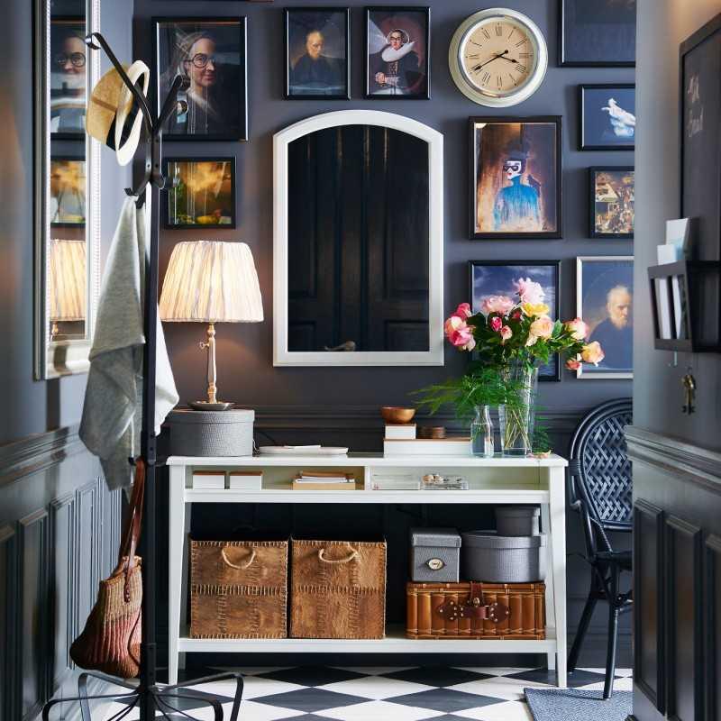 Прихожая икеа: 125 фото оригинальных идей оформления прихожей и новинки мебели