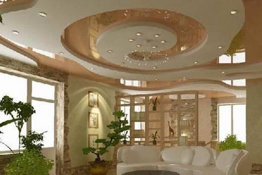 Натяжной потолок матовый или глянцевый: какой лучше выбрать, глянец или матовый, какие навесные потолки лучше сделать