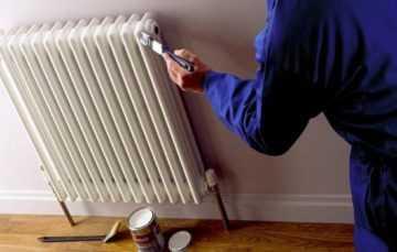 Краска для радиаторов отопления: без запаха для батарей, быстросохнущая эмаль, чем покрасить, какой акриловой краской, в баллончиках для покраски