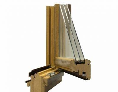 Финские деревянные стеклопакеты