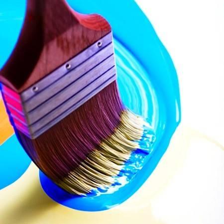 Водно-дисперсионная краска (31 фото): что это такое, вододисперсионная акрилатная и латексная краска, как выбрать состав для внутренних работ и фасада