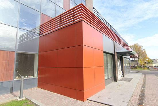 Вентилируемые фасады своими руками - лучшие фасады частных домов