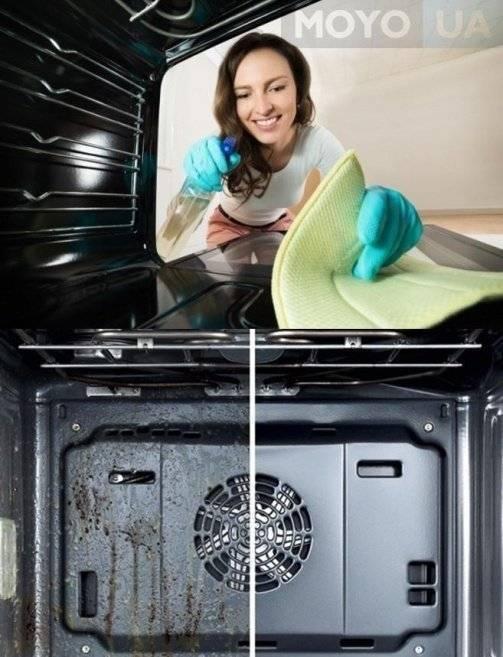 Каталитическая очистка духовки - что это такое?