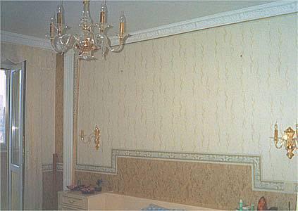 Что такое потолочный багет для штор?