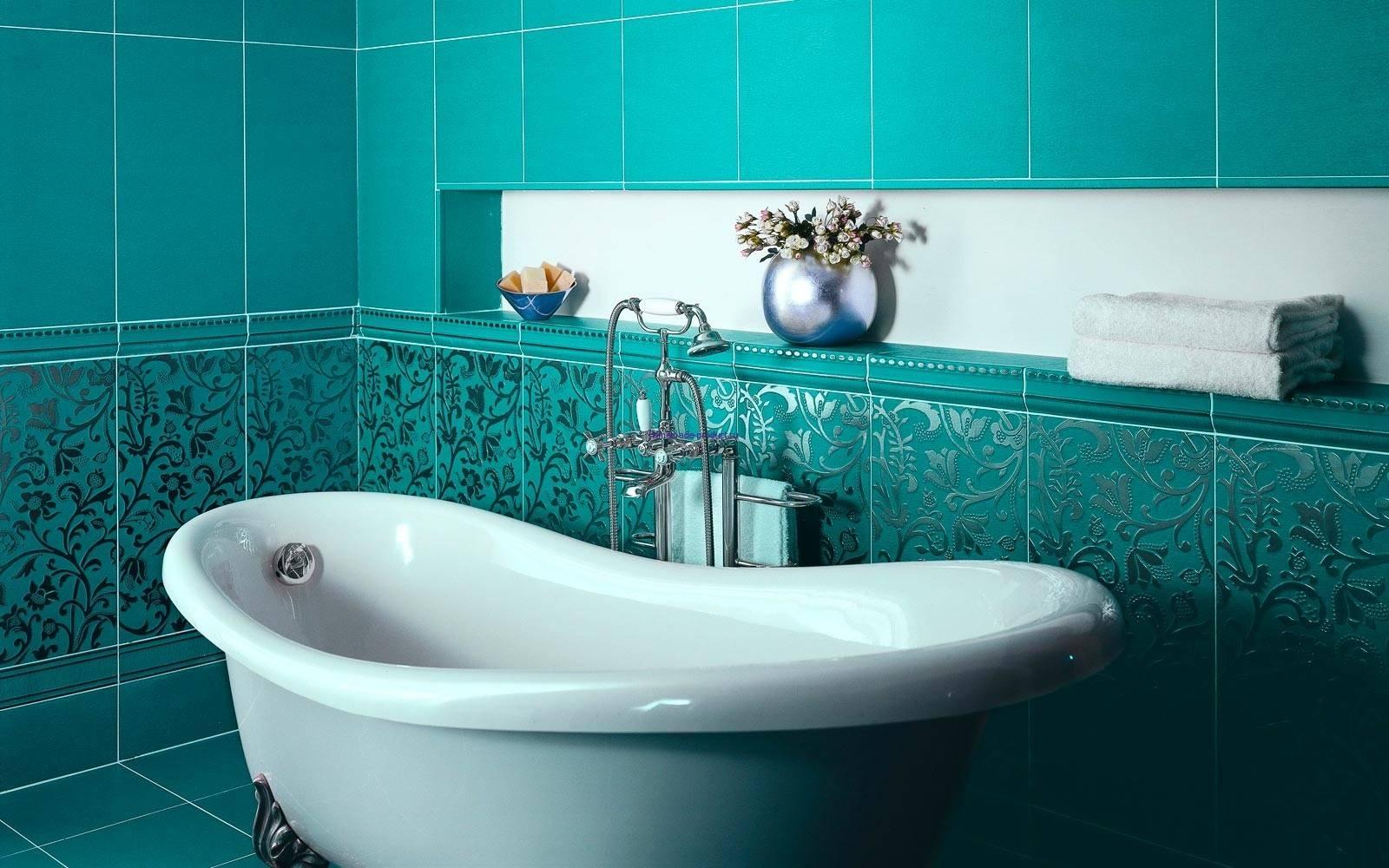 Идеи дизайна ванной: правильное украшение и формирование стиля (100 фото)
