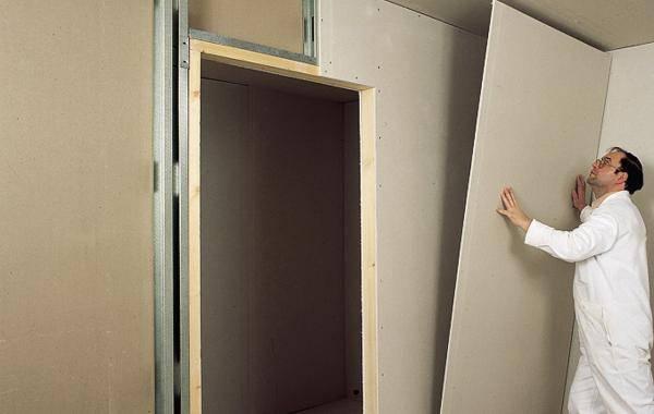 Как правильно крепить гипсокартон к стене с профилем и без него: пошаговые инструкции как правильно крепить гипсокартон к стене с профилем и без него: пошаговые инструкции