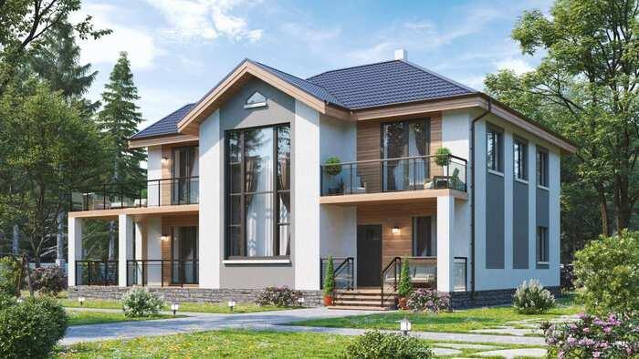 Как построить свой дом: фото, видео, выбор экономичного проекта