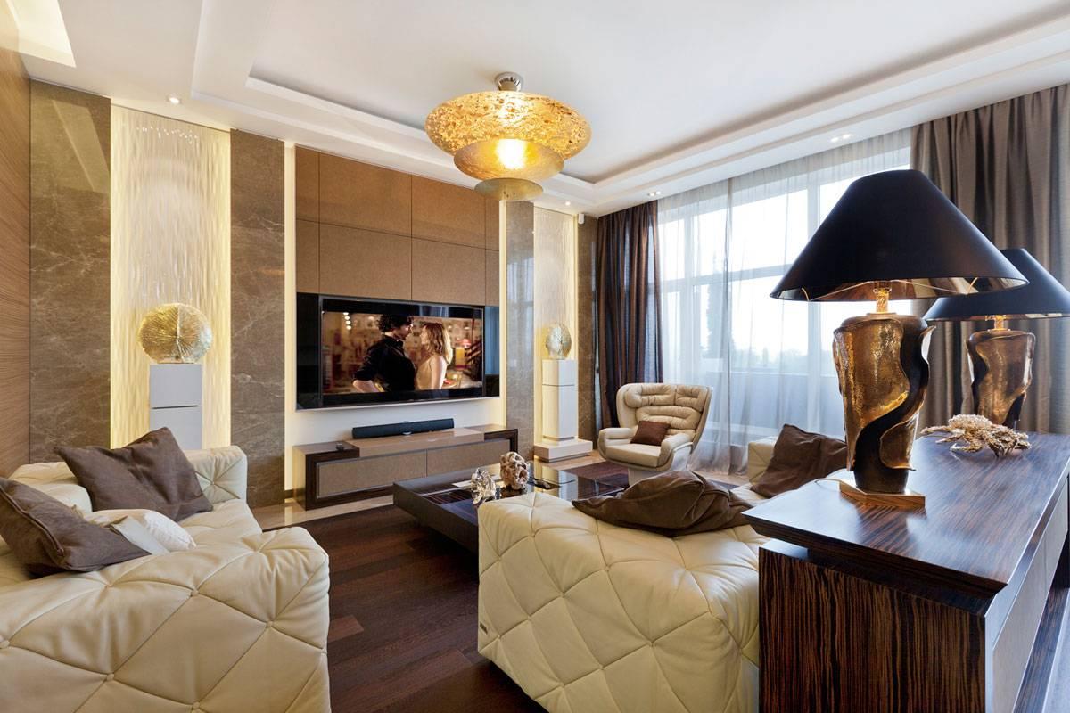 Арт деко стиль в интерьере: фото интерьеров гостиной, кухни,ванной комнаты, прихожей