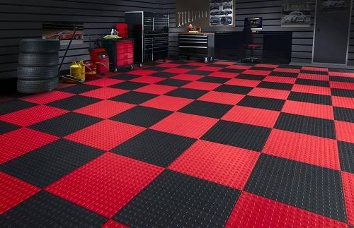 Выбираем покрытие для пола в гараже: какой материал лучше?
