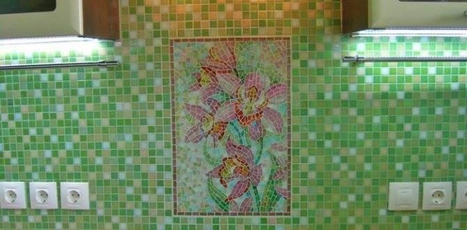 Мозаика из битой плитки своими руками: орнамент, схемы, фото, видео