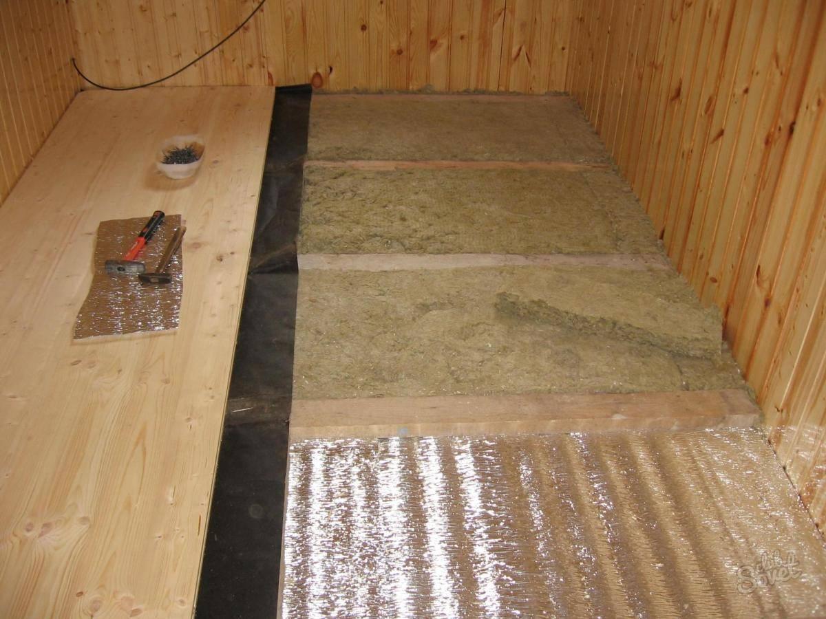 Как утеплить пол на даче: теплоизоляция в дачном доме своими руками, материалы-уеплители
