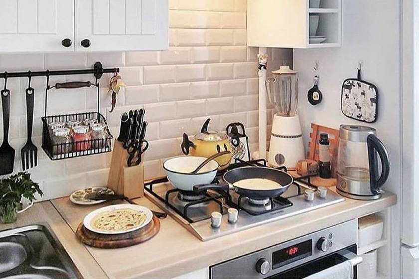 Размеры острова на кухне: всё, что нужно знать о габаритах (фото в интерьере)