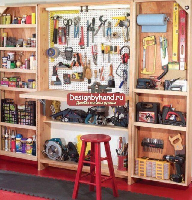 Самоделки для гаража: идеи, инструменты и приспособления для домашнего хозяйства своими руками