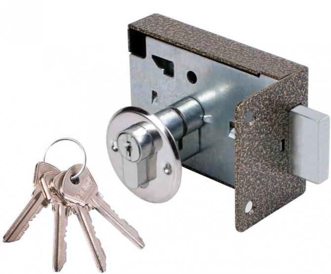 Как установить замки для межкомнатных дверей своими руками - myprofnastil
