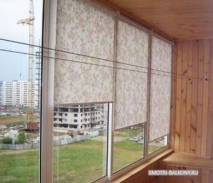 Закрыть балкон пленкой - oknaforlife.ru