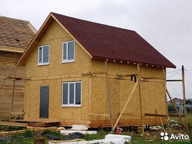 Эксплуатация каркасного дома зимой