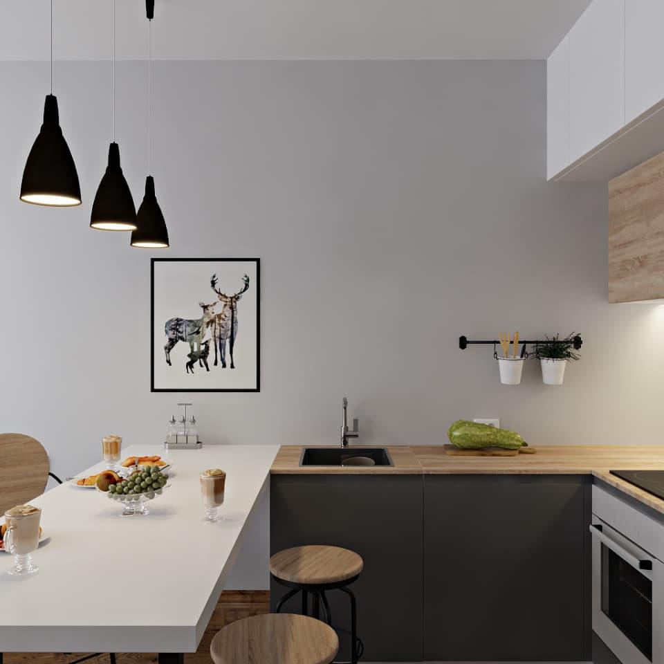 Как сделать дизайн проект квартиры самостоятельно