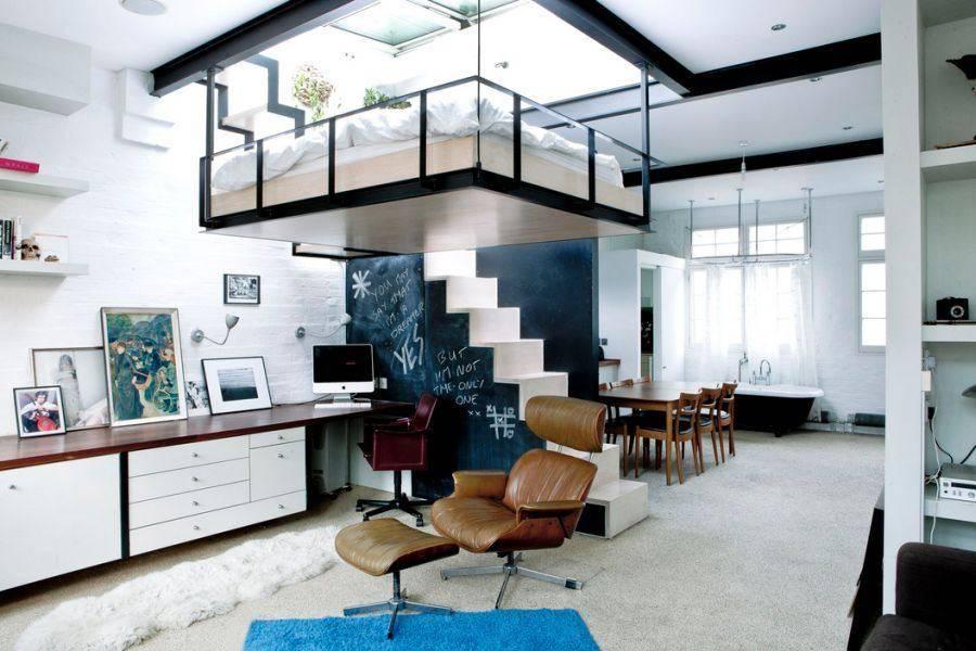 Выбираем дизайн потолков: основные критерии, 80 идей интерьеров