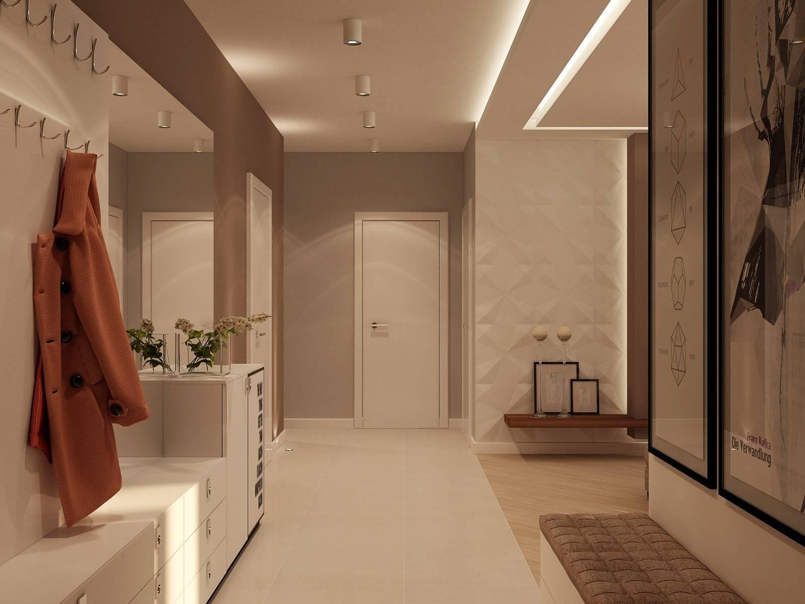 Потолок в прихожей – 110 фото самых необычных идей оформления дизайна