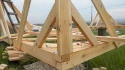 Технология строительства каркасного дома поэтапно: своими руками
