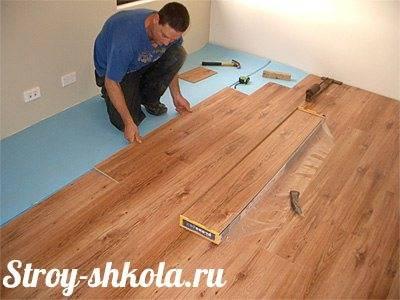 Настил деревянного пола своими руками: пошаговая инструкция по самостоятельному монтажу