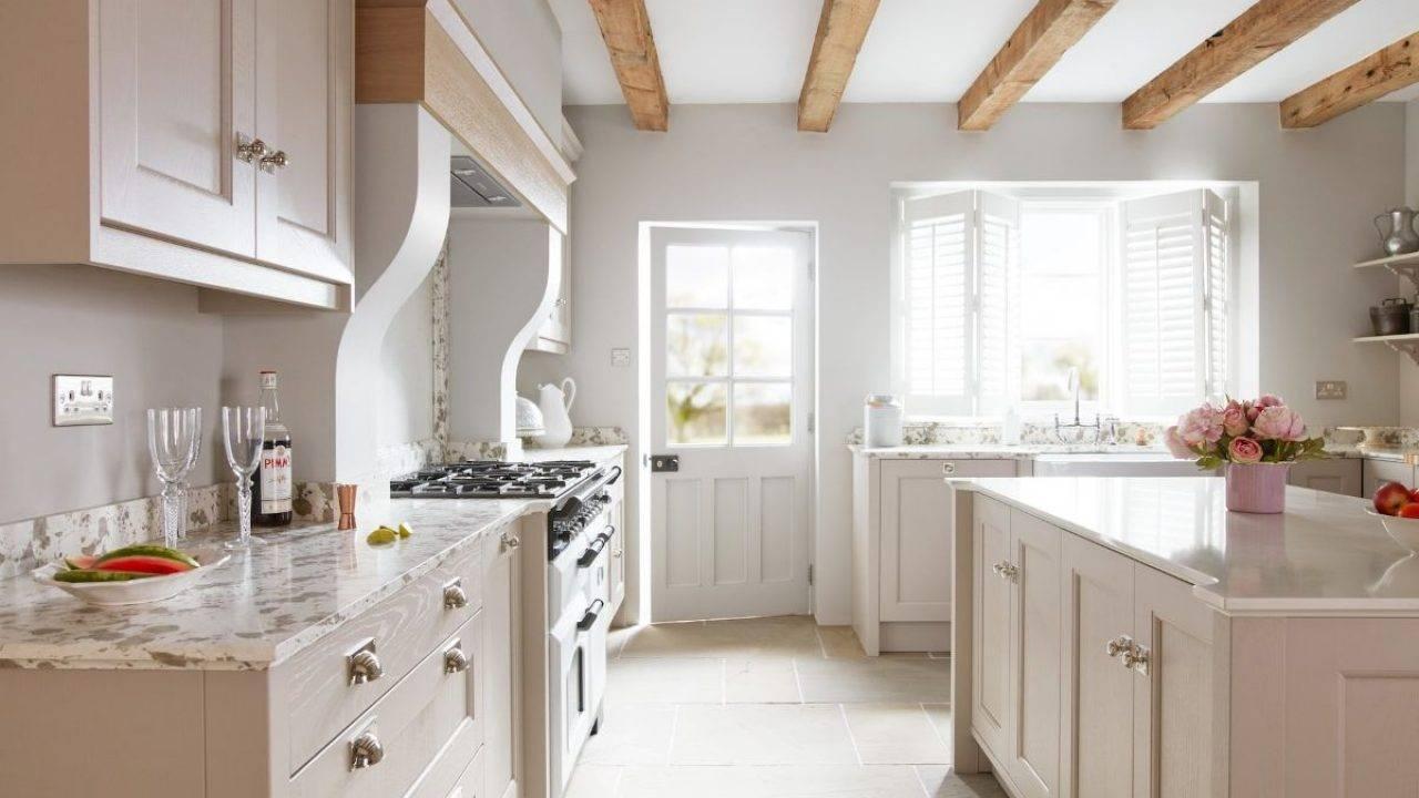 Кухня в стиле неоклассика: особенности стиля, отделка, фото дизайна