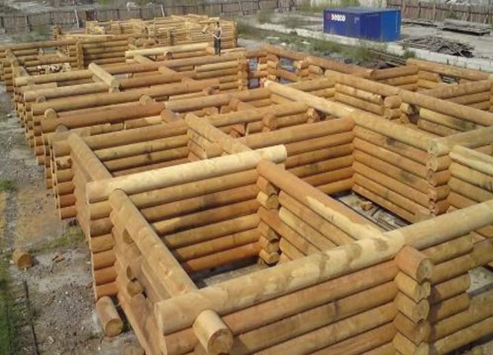 Использование лиственницы для строительства: плюсы и минусы