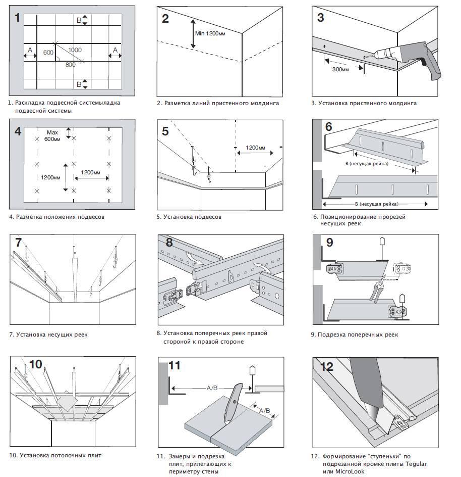 Светильник армстронг – преимущества использования, особенности монтажа и замены ламп (85 фото)