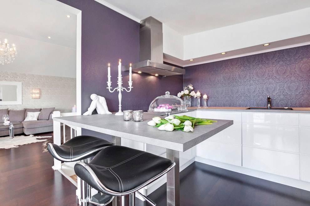 Моющиеся обои для кухни (67 фото): как и чем мыть, как помыть кухонные бумажные супермоющиеся дешевые обои для стен