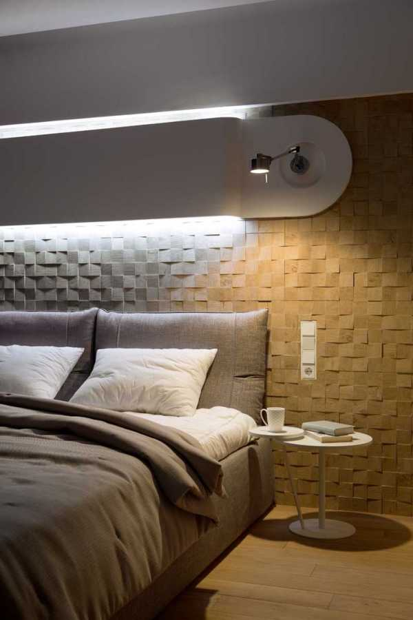 Ночники в спальню - 70 фото стильных идей дизайна в спальне