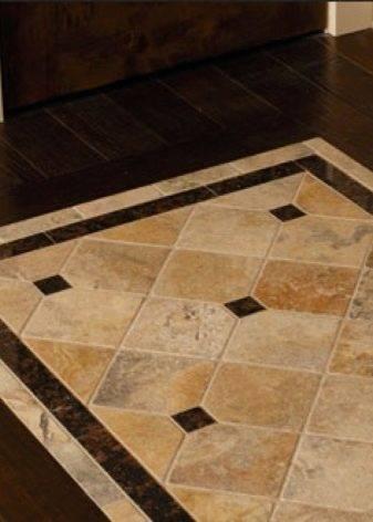 Виды и применение панно из керамической плитки