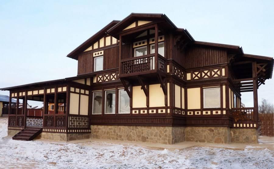 Оформление фасада дома 2021: тенденции, стили, цветовые решения