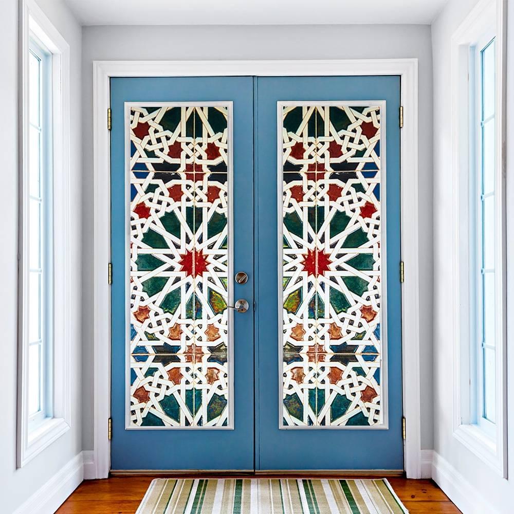 Реставрация и декор деревянных дверей своими руками: фото, мастер-класс