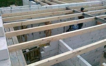 Утепление межэтажного перекрытия по деревянным балкам, бетонных плит в частном доме